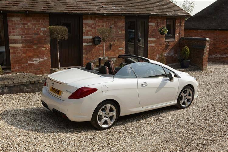 Peugeot 308 CC (2011 - 2014) used car review | Car review | RAC Drive