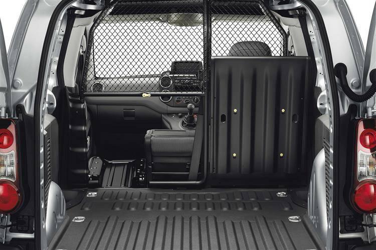 Peugeot Partner van (2015 - 2018) used car review