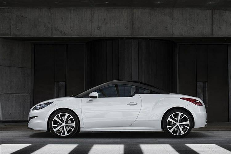Peugeot RCZ (2013 - 2017) used car review