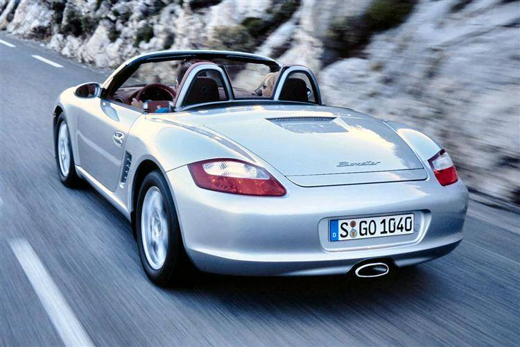 porsche boxster 986 series 1996 2004 used car review. Black Bedroom Furniture Sets. Home Design Ideas