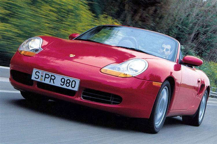 Porsche Boxster '986' Series (1996-2004) used car review