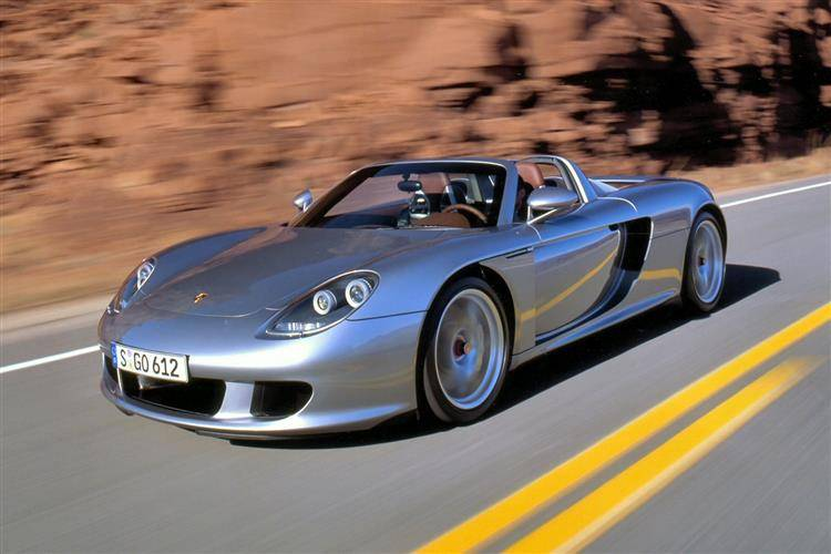 porsche carrera gt 2004 2006 used car review car review rac drive. Black Bedroom Furniture Sets. Home Design Ideas