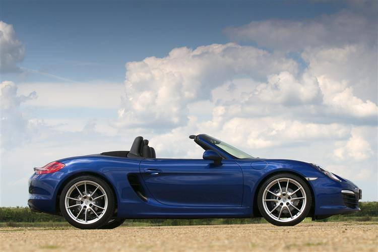 porsche boxster 981 series 2012 2016 used car review car review rac drive. Black Bedroom Furniture Sets. Home Design Ideas