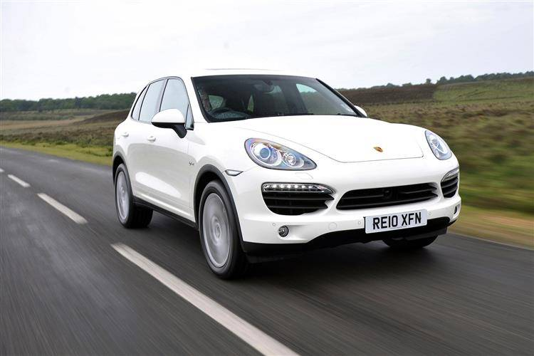 Porsche Cayenne 2010 2014 Used Car Review Car Review Rac Drive