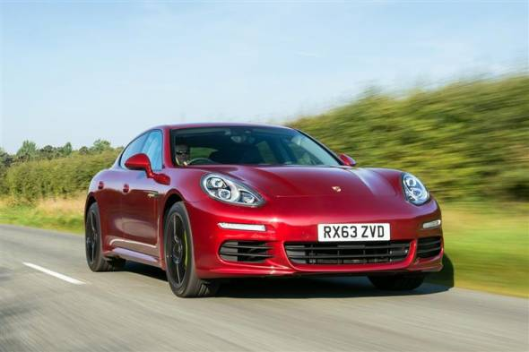 Porsche Panamera S E-Hybrid (2014 - 2016) used car review