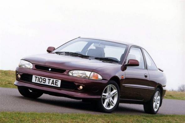 Proton Coupe (1997 - 2001) used car review
