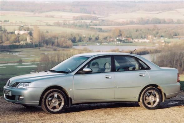 Proton Impian (2001 - 2008) used car review