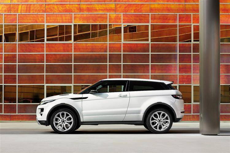Land Rover Range Rover Evoque (2011 - 2015) used car review | Car