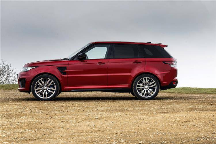 Land Rover Range Rover Sport (2013 - 2017) used car review