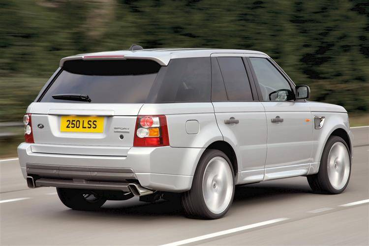 land rover range rover sport (2005 - 2013) used car review | car