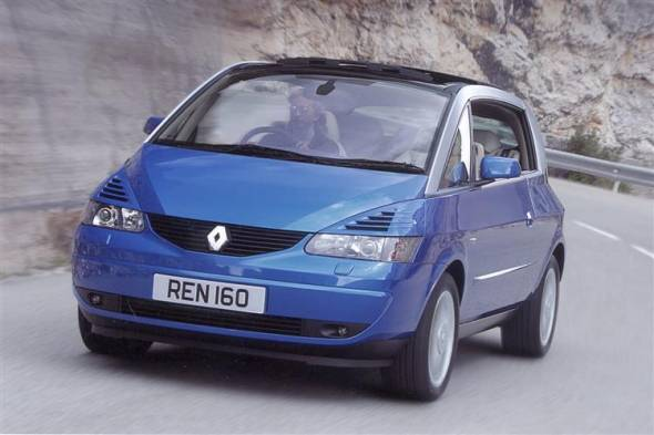 Renault Avantime (2002 - 2003) used car review