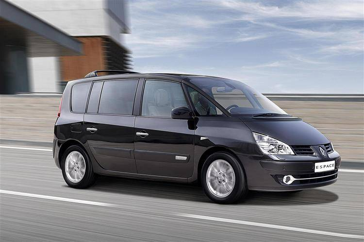 renault espace 2010 2012 used car review car review rac drive rh rac co uk Renault Espace Space Renault Espace Space