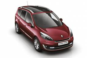 Renault Grand Scenic (2012 - 2013) used car review