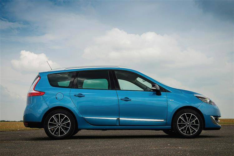 Renault Grand Scenic (2013 - 2016) used car review