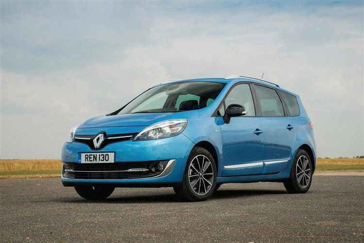renault grand scenic 2013 2016 used car review car review rac drive. Black Bedroom Furniture Sets. Home Design Ideas