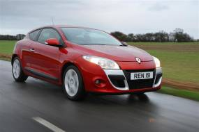 Renault Megane Coupe (2008 - 2012) used car review