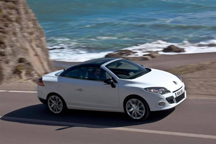 Renault Megane CC (2010 - 2016) used car review
