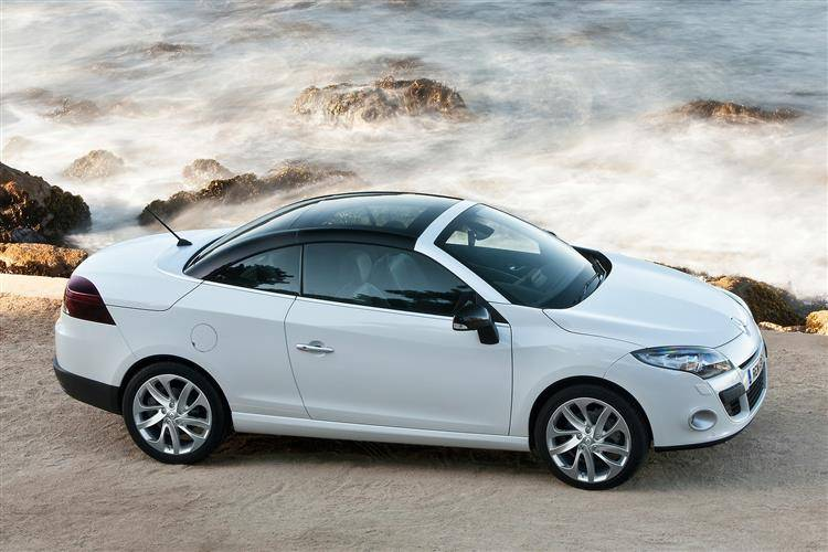 Renault megane cc 2010 2016 used car review car review rac drive - Megane 3 coupe cabriolet ...