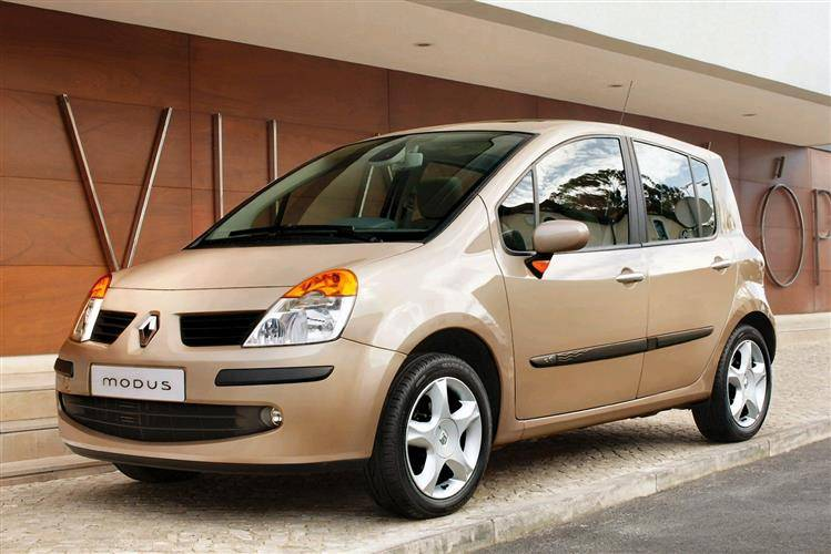 renault modus 2004 2008 used car review car review rac drive. Black Bedroom Furniture Sets. Home Design Ideas