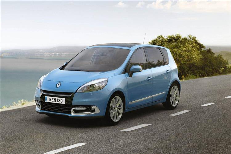 renault scenic 2012 2013 used car review car review rac drive. Black Bedroom Furniture Sets. Home Design Ideas