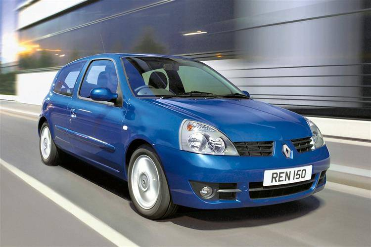 Renault Clio Iii 2005 2009 Used Car Review Car Review Rac Drive