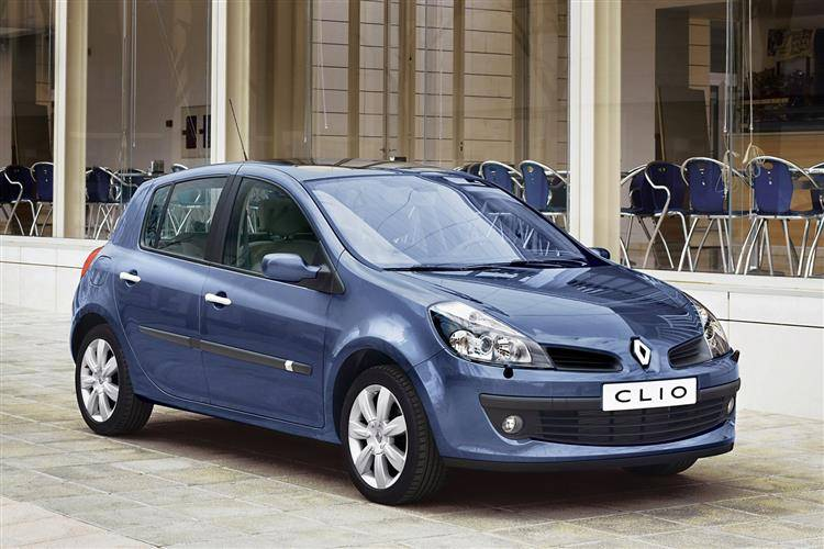 renault clio iii 2005 2009 used car review car review rac drive. Black Bedroom Furniture Sets. Home Design Ideas