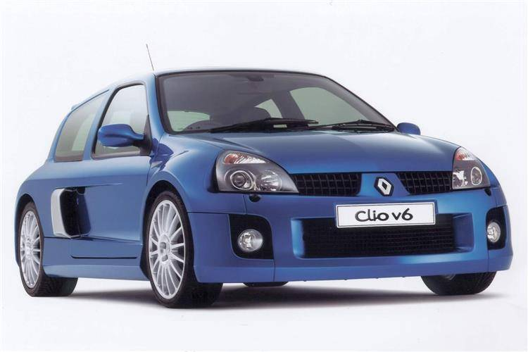 Renault Clio V6 (2001 - 2005) used car review