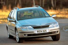 Renault Laguna Sport Tourer (2001 - 2007) used car review