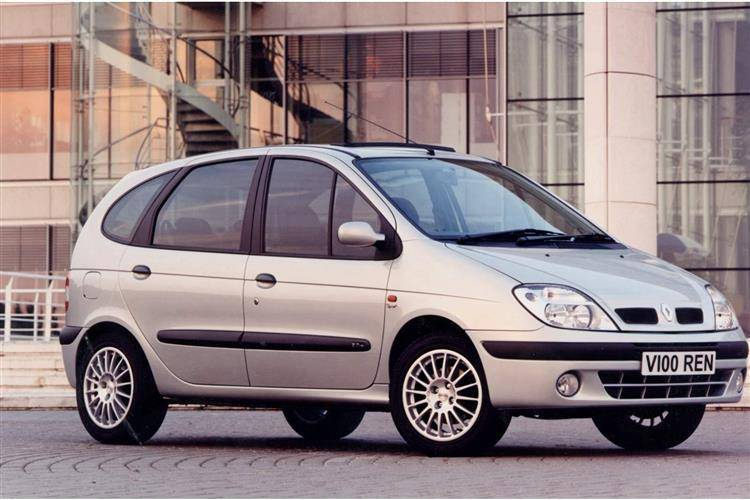 renault scenic 1999 2003 used car review car review rac drive. Black Bedroom Furniture Sets. Home Design Ideas