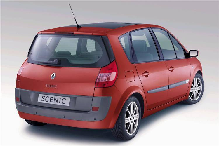 renault scenic 2005 images galleries with a bite. Black Bedroom Furniture Sets. Home Design Ideas