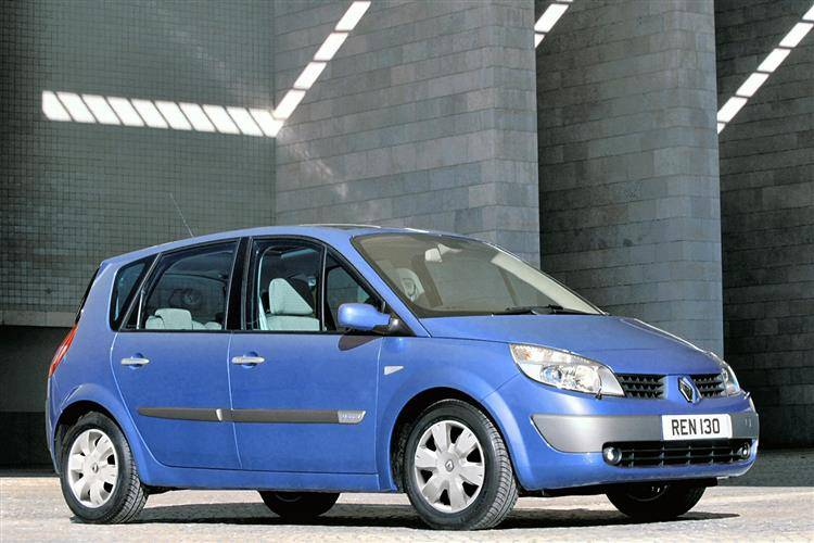 renault scenic 2003 2009 used car review car review rac drive. Black Bedroom Furniture Sets. Home Design Ideas
