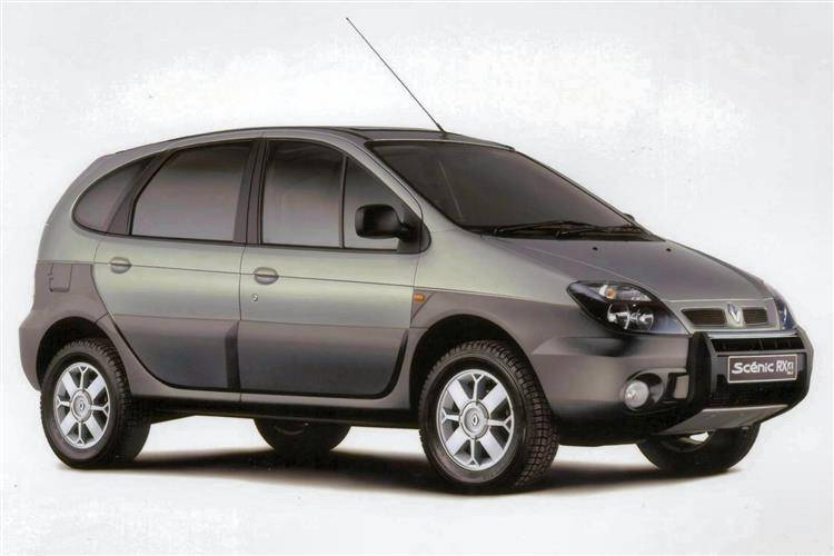 renault scenic rx4 2000 2003 used car review car. Black Bedroom Furniture Sets. Home Design Ideas