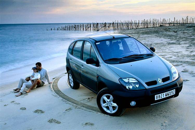 Renault Scenic Rx4 2000 2003 Used Car Review Car Review Rac Drive