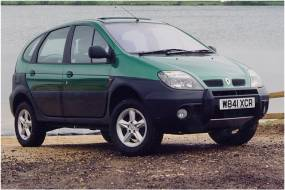 Renault Scenic RX4 (2000 - 2003) used car review