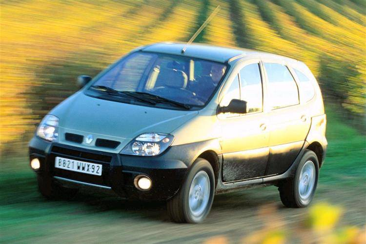 Renault Scenic RX4 (2000 - 2003) used car review | Car
