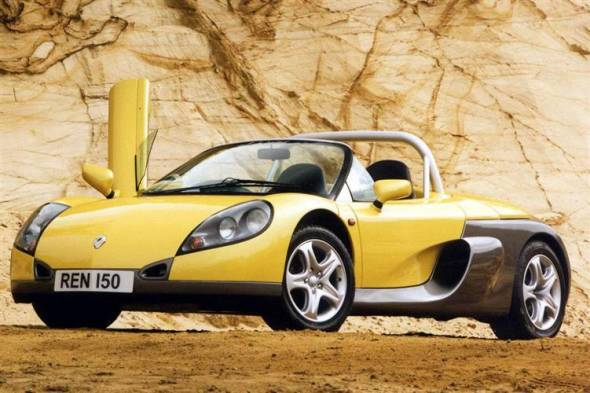 Renault Sport Spider (1998 - 1999) used car review