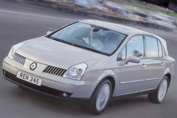 Renault Vel Satis (2002 - 2005) used car review
