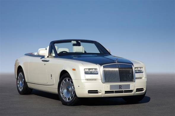Rolls-Royce Phantom Drophead Coupe (2007 - 2016) used car review