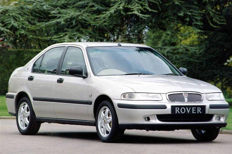 Rover 400 (1995 - 1999) used car review
