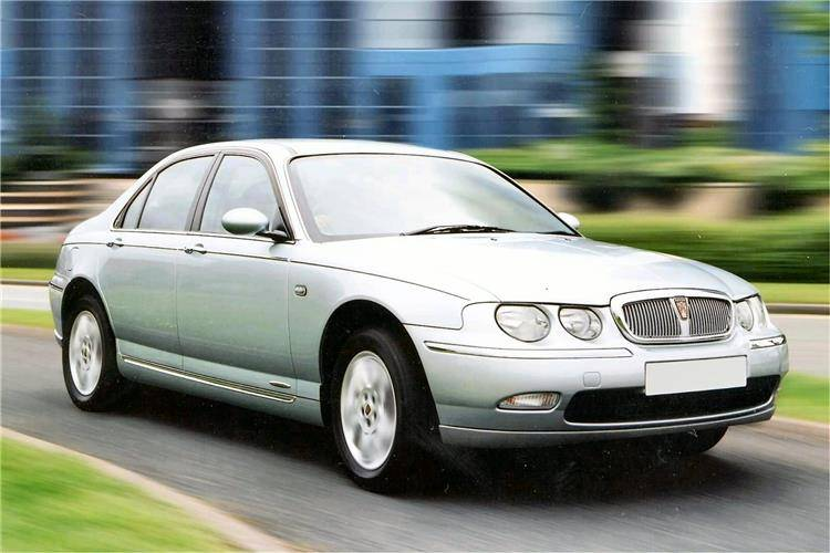 rover 75 1999 2005 used car review car review rac drive rh rac co uk Rover 75 Connoisseur 2004 Interior Position Master Cylinder Rover 75