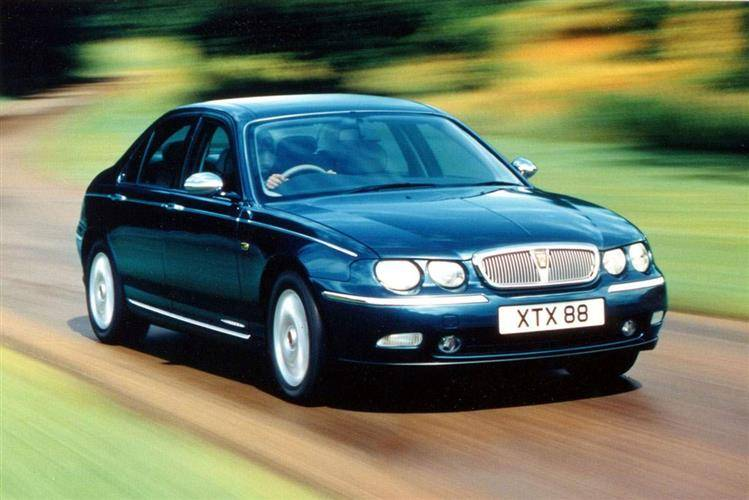 Rover 75 1999 2005 Used Car Review Car Review Rac Drive
