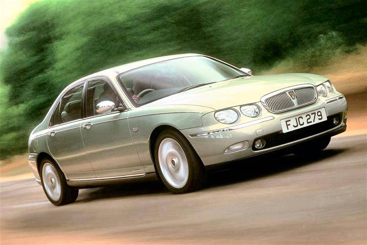Rover 75 (1999 - 2005) used car review
