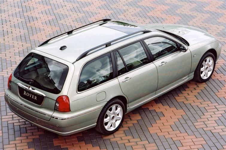 Rover 75 Tourer (2001 - 2005) used car review