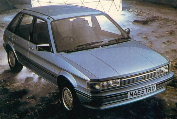 Rover Maestro  (1990 - 1995) used car review