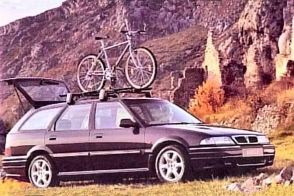 Rover Tourer (1994 - 1999) used car review