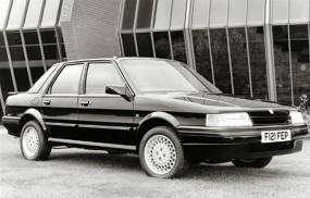 Rover Montego (1984 - 1995) used car review