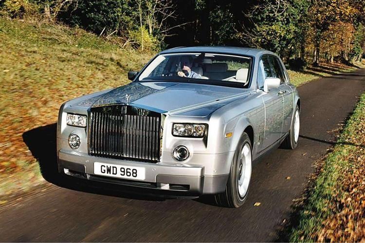 Rolls-Royce Phantom (2003 - 2016) used car review