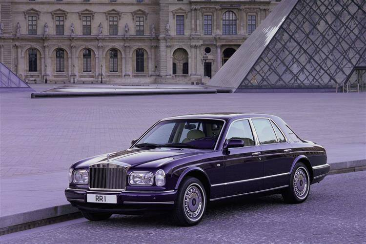 rolls-royce silver seraph (1998 - 2005) used car review | car review