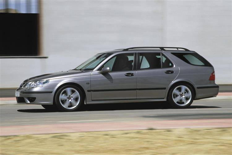 saab 9-5 aero 2000 performance