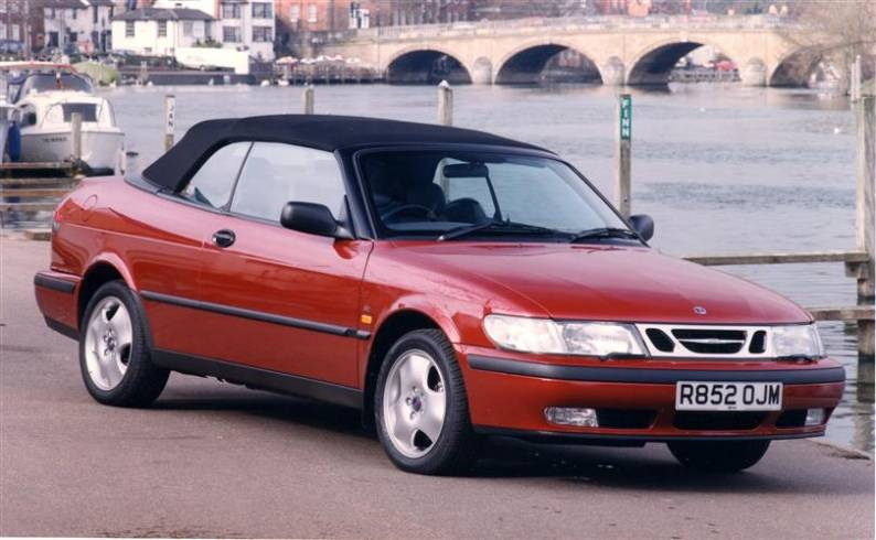 Car Cover For Saab   Convertible